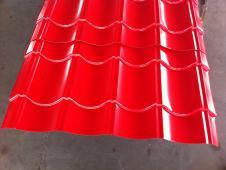 Corrugated Roofing Tile