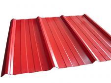 Color Corrugated Sheet